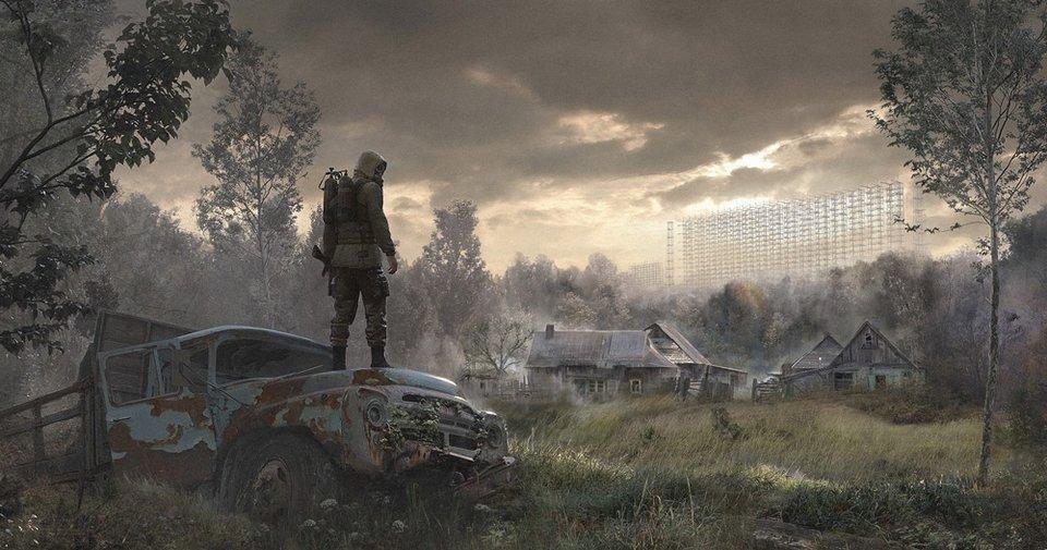 Çernobil geri dönüyor STALKER 2