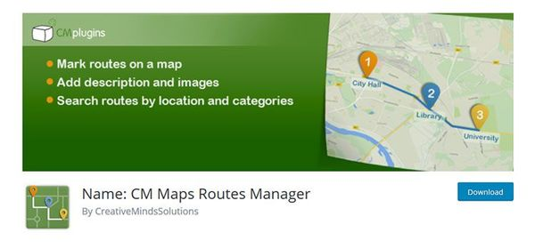 Wordpress için ücretsiz en iyi harita eklentileri
