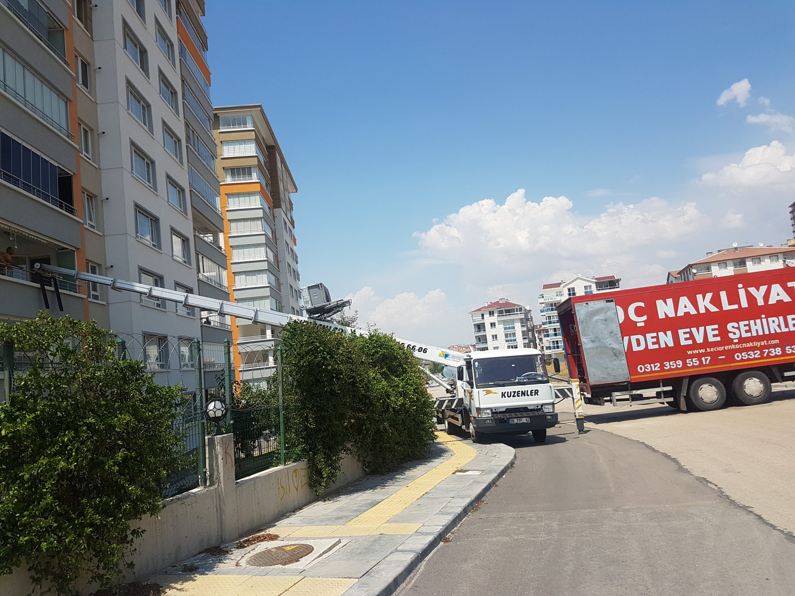 İstanbul Asansör Kiralama