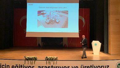 Fabrikaların dijital dönüşümü Kocaeli Üniversitesi'nde konuşuldu